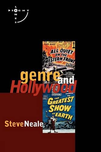 Genre and Hollywood - Sightlines (Paperback)