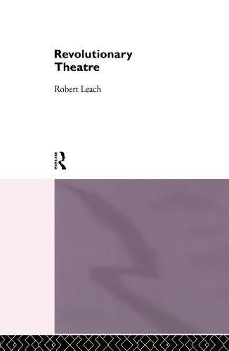 Revolutionary Theatre (Hardback)
