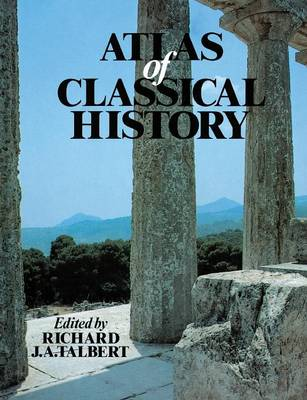Atlas of Classical History (Paperback)