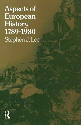 Aspects of European History 1789-1980 (Paperback)