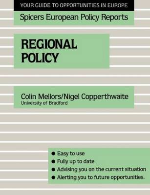 Regional Policy (Paperback)