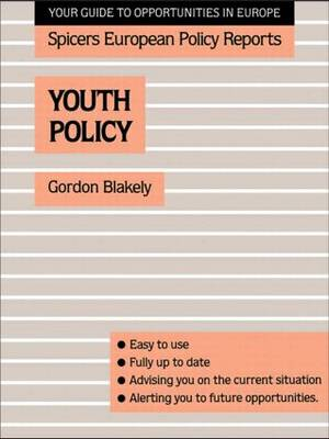 Youth Policy (Paperback)