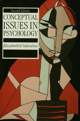 Conceptual Issues In Psychol (Paperback)