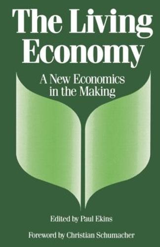 The Living Economy (Paperback)
