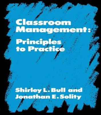 Classroom Management: Principles to Practice (Paperback)