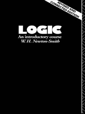 Logic: An Introductory Course (Paperback)