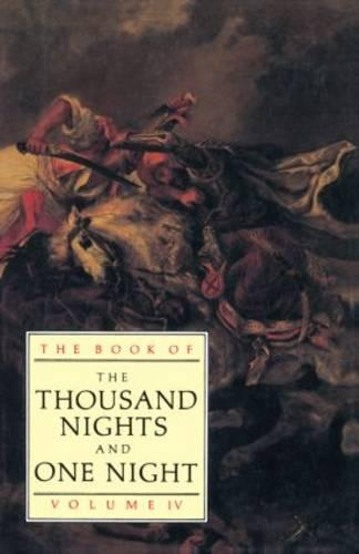 The Book of the Thousand and One Nights (Vol 4) (Paperback)
