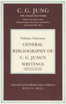 General Bibliography of C.G. Jung's Writings - Collected Works of C.G. Jung (Hardback)