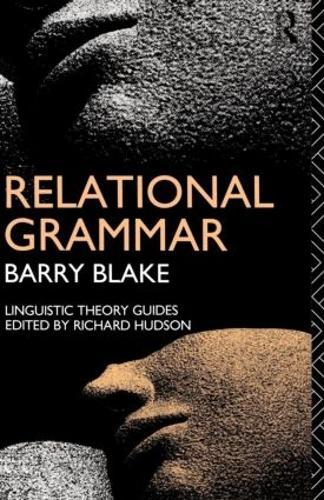 Relational Grammar (Paperback)