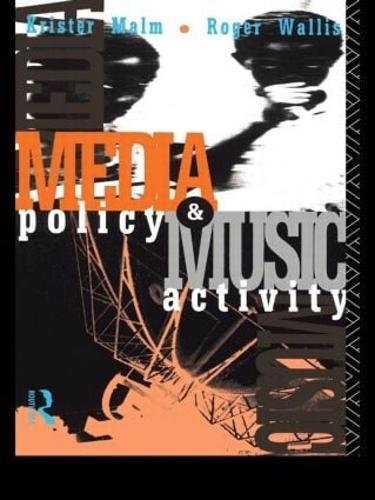 Media Policy and Music Activity (Hardback)