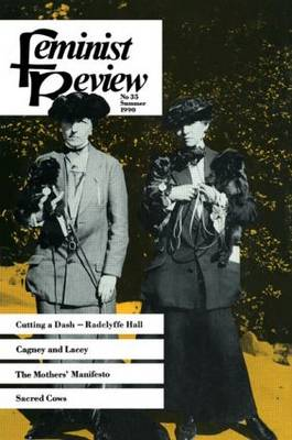 Feminist Review: Issue 35 (Paperback)