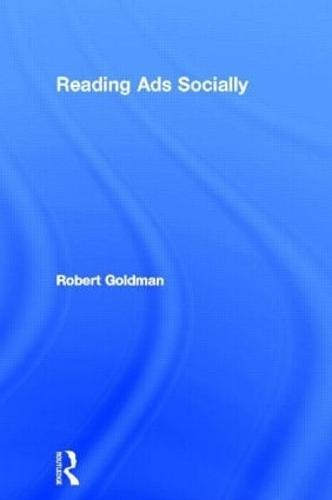 Reading Ads Socially (Hardback)