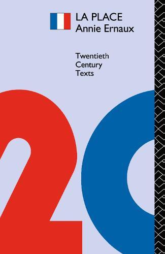 La Place - Twentieth Century Texts (Paperback)