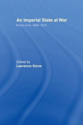 An Imperial State at War: Britain From 1689-1815 (Hardback)