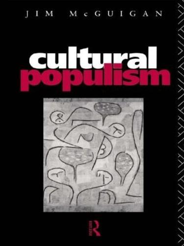 Cultural Populism (Paperback)