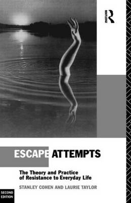 Escape Attempts: The Theory and Practice of Resistance in Everyday Life (Paperback)