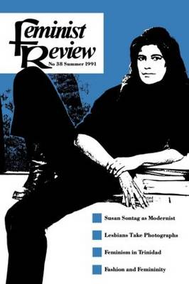 Feminist Review: Issue 38 (Paperback)