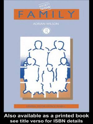 Family - Society Now (Paperback)