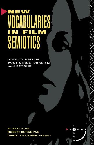 New Vocabularies in Film Semiotics (Paperback)