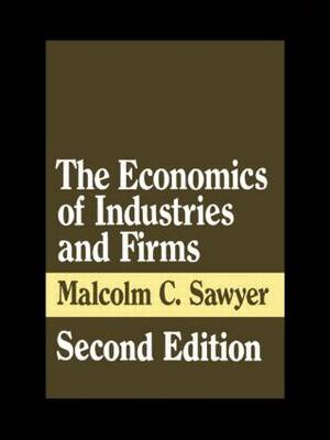 The Economics of Industries and Firms (Paperback)