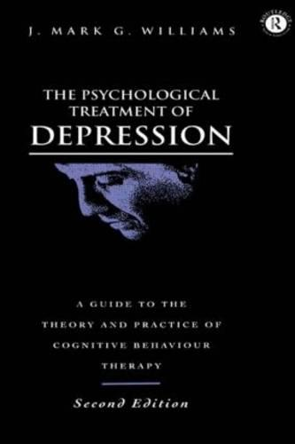 The Psychological Treatment of Depression (Paperback)