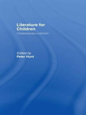Literature For Children (Paperback)