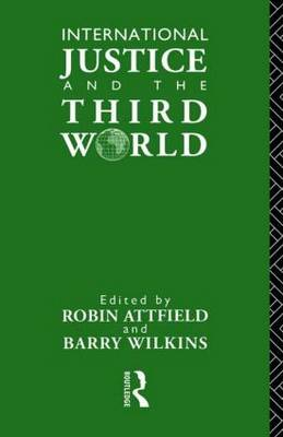 International Justice and the Third World: Studies in the Philosophy of Development (Paperback)