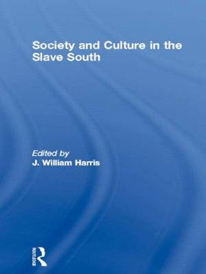 Society and Culture in the Slave South - Rewriting Histories (Paperback)