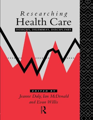 Researching Health Care (Hardback)