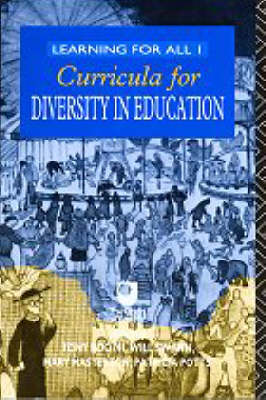 Curricula for Diversity in Education (Paperback)
