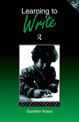 Learning to Write (Paperback)