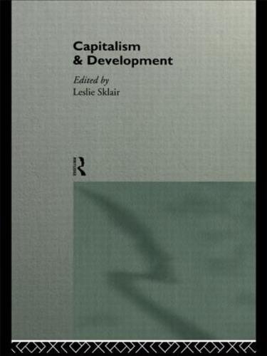 Capitalism and Development (Paperback)