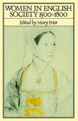 Women in English Society, 1500-1800 (Paperback)