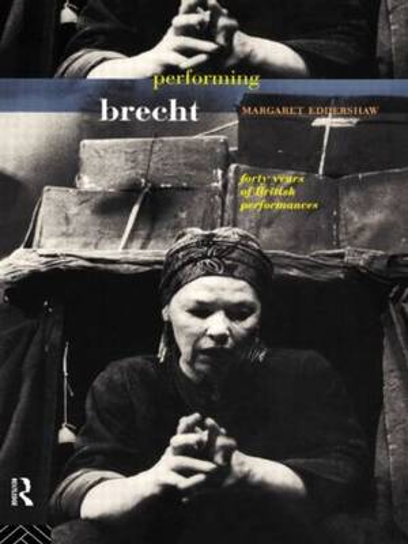 Performing Brecht (Paperback)