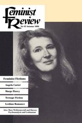 Feminist Review: Issue 42: Feminist Fictions (Paperback)