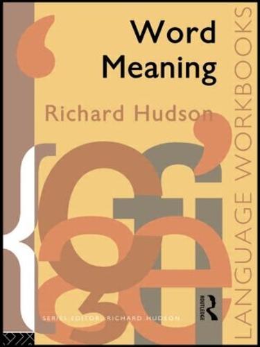 Word Meaning - Language Workbooks (Paperback)