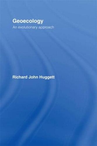 Geoecology: An Evolutionary Approach (Hardback)