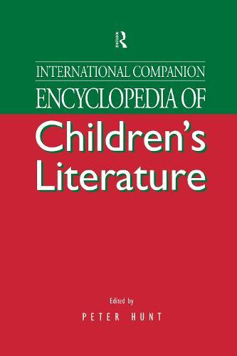 International Companion Encyclopedia of Children's Literature (Hardback)