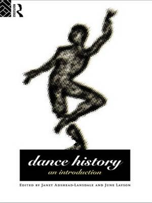 Dance History: An Introduction (Paperback)