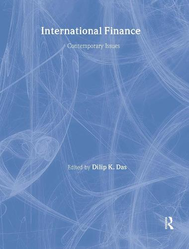 International Finance: Contemporary Issues (Paperback)