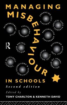 Managing Misbehaviour in Schools (Paperback)