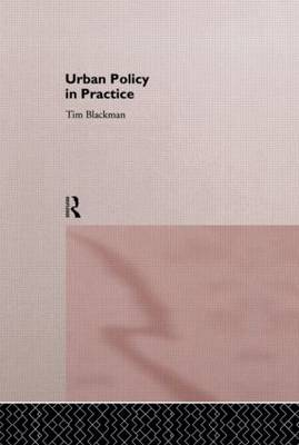 Urban Policy in Practice (Paperback)
