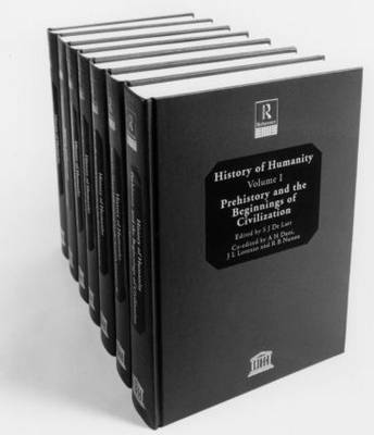 History of Humanity: Vol. V: From the Sixteenth Century to the Eighteenth Century (Hardback)