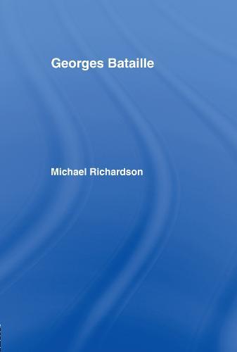 Georges Bataille (Hardback)