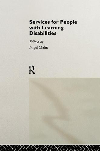Services for People with Learning Disabilities (Hardback)