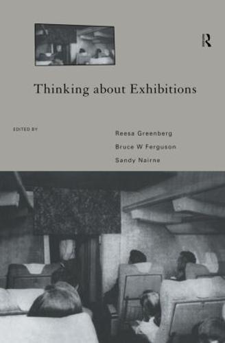 Thinking About Exhibitions (Hardback)