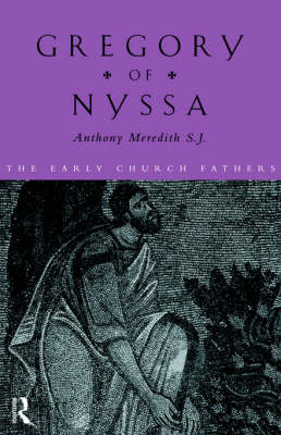Gregory of Nyssa - The Early Church Fathers (Paperback)