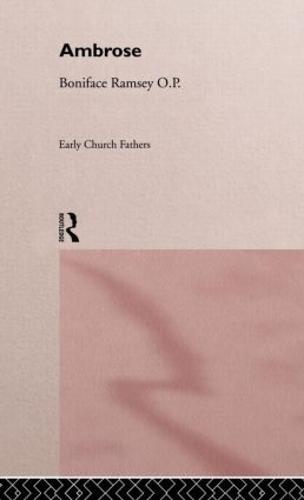 Ambrose - The Early Church Fathers (Hardback)