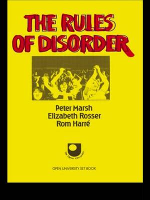 The Rules of Disorder (Paperback)