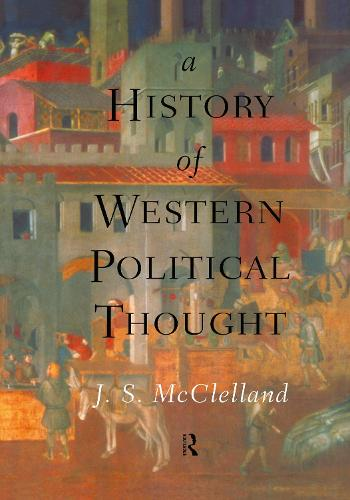 A History of Western Political Thought (Hardback)